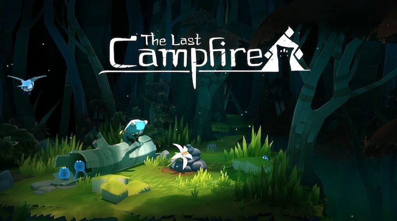 Couverture de The Last Campfire
