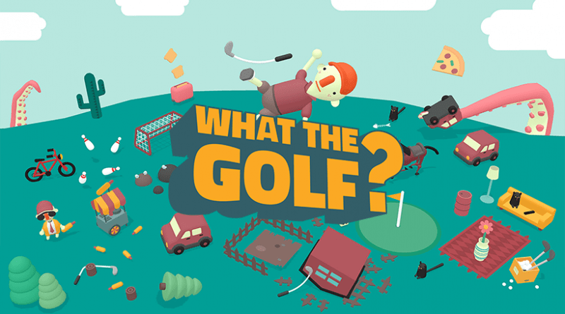 What's the Golf Cover Art
