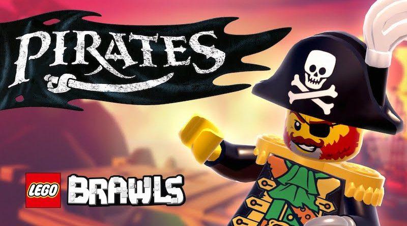 Mise à jour LEGO Brawls Pirate