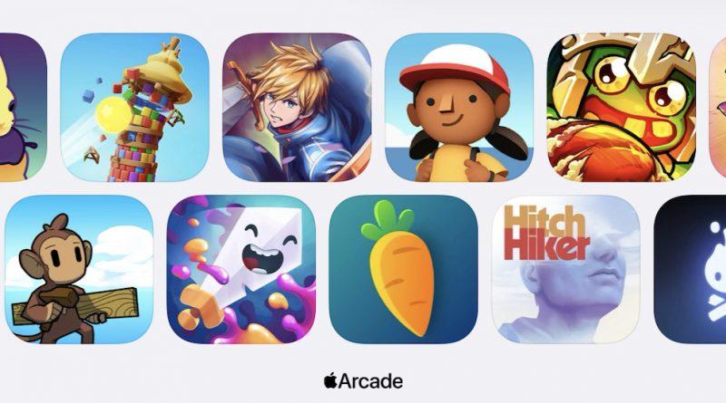 Liste des jeux Apple Arcade