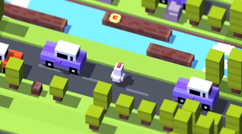 Couverture Crossy Road+