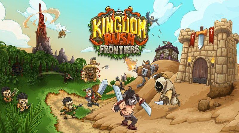 Kingdom Rush Frontier TD+ image de couverture