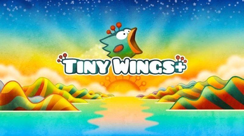 Couverture de Tiny Wings+